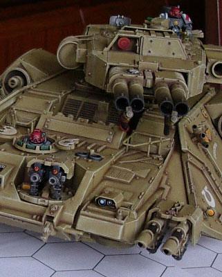 Tanque Levitador