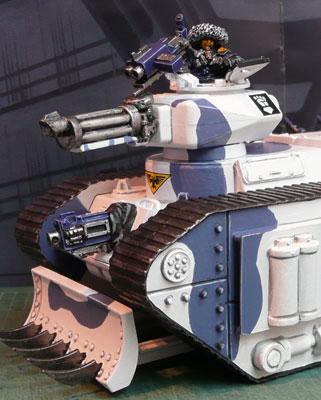 Torretas para tanques