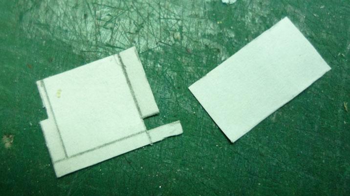 Plantillas de papel
